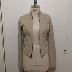 Hollister Womens Jacket size M